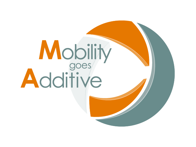 Mobility goes Additive e.V. Logo